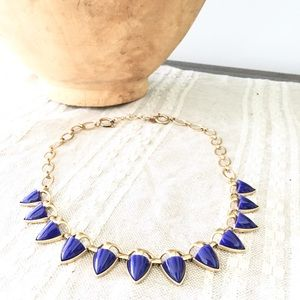 🆕Listing! Stella & Dot Blue spike necklace